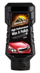 ARMORALL HIGH PERFORMANCE WAX + POLISH