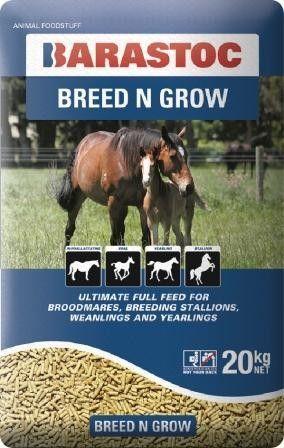 BARASTOC BREED N GROW 20KG