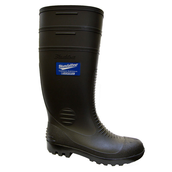 BLUNDSTONE WEATHERSEAL GUMBOOT SIZE 4