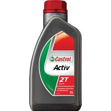 CASTROL 2T MOTORCYCLE OIL 1 LITRE