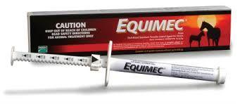EQUIMEC ORAL BROAD SPECTRUM PARASITE CONTROL AGENT FOR HORSES