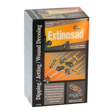 EXTINOSAD ELIMINATOR 5LITRES