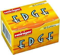 HEINIGER EDGE CUTTERS