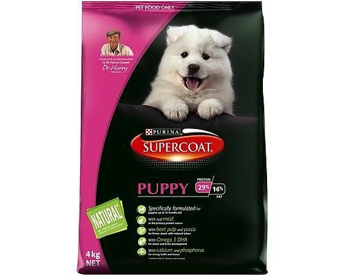 PURINA SUPERCOAT PUPPY 18KG