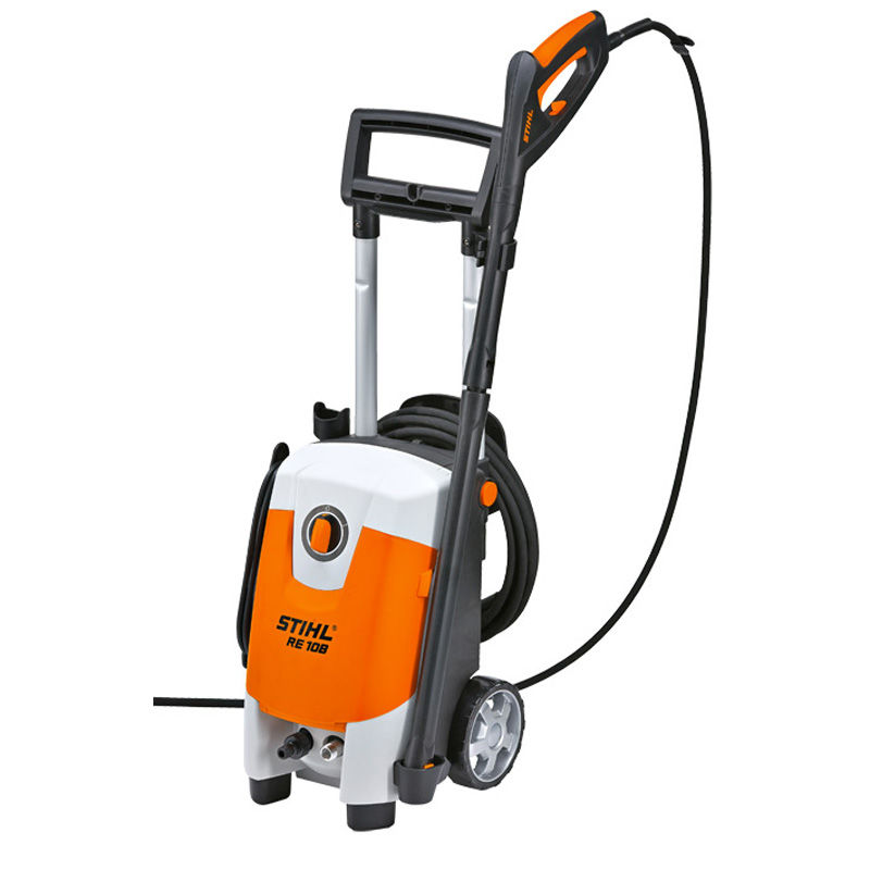 STIHL RE108 HIGH PRESSURE WATER CLEANER