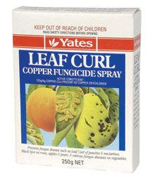 YATES LEAF CURL COPPER FUNGICIDE