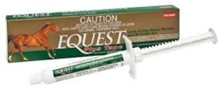 EQUEST PLUS TAPE LONG ACTING HORSE WORMER AND BOTICIDE GEL