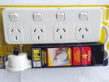 HPM 4 OUTLET SWITCHED POWERBOARD