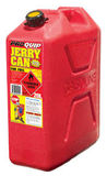 Fuel Can Plastic Red 20L