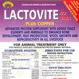 LACTOVITE PLUS COPPER BLOCK 20KG