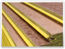Particle Board Flooring 3600x900x19mm Yellow Tonge
