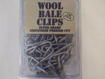 Fastener Wool Bale pk 100